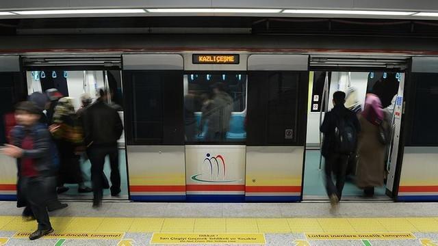 Bayramda Marmaray ücretli, Metro ücretsiz! Neden mi ?