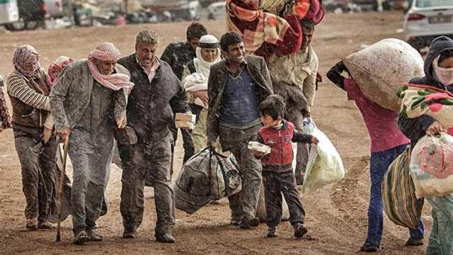 Suriye'yi Türkiye'ye getirdiler !