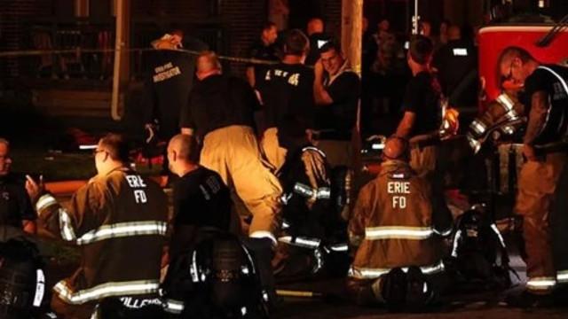 Dehşete düşüren olay: 5 çocuk yanarak can verdi