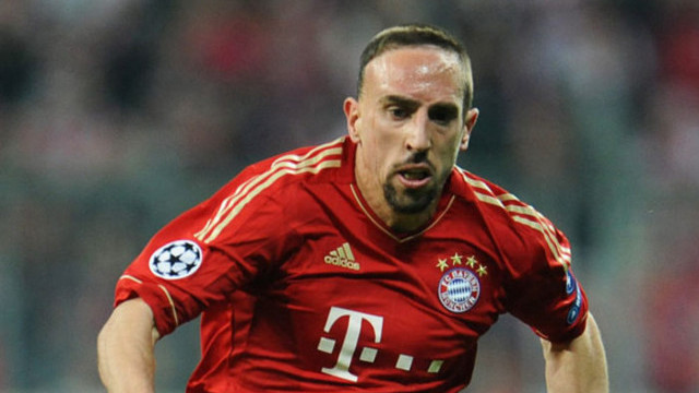 Franck Ribery'nin son talibi Fiorentina