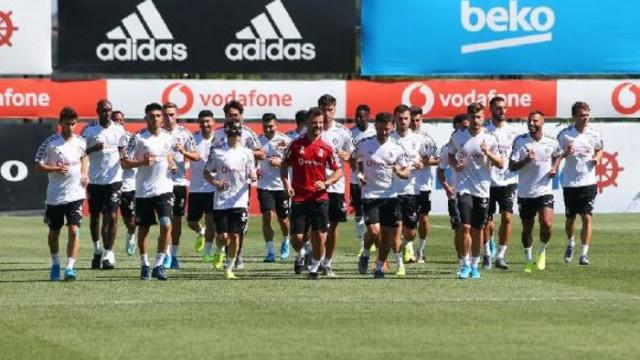 Beşiktaş'ta Sivasspor hazırlıkları başladı