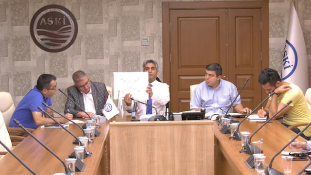 ANkara Büyükşehir Belediyesi ihaleleri canlı yayınlıyor