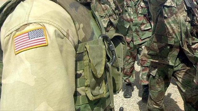 ABD'li askerler Şanlıurfa'ya geldi !