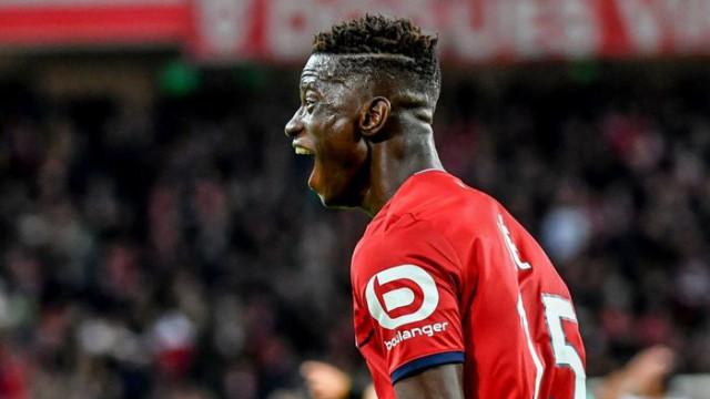 Lille, Edgar'ı bonservisiyle Trabzonspor'a gönderdi