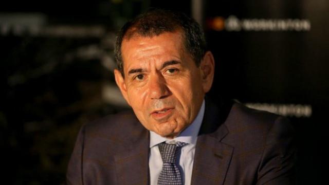 Dursun Özbek'in Galatasaray'a haciz işlemi başlattığı iddiası yalanlandı