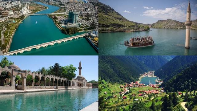 Suriyelilere Türkiye turu jesti