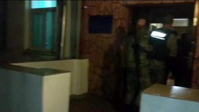 Ukrayna'da AB'ye girmeye çalışan 5 Türk yakalandı