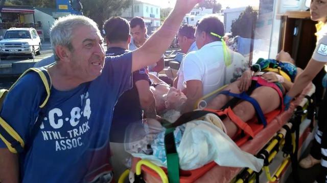 Bodrum'da denizde dehşet ! Ünlü oyuncunun oğlu gözaltına alındı