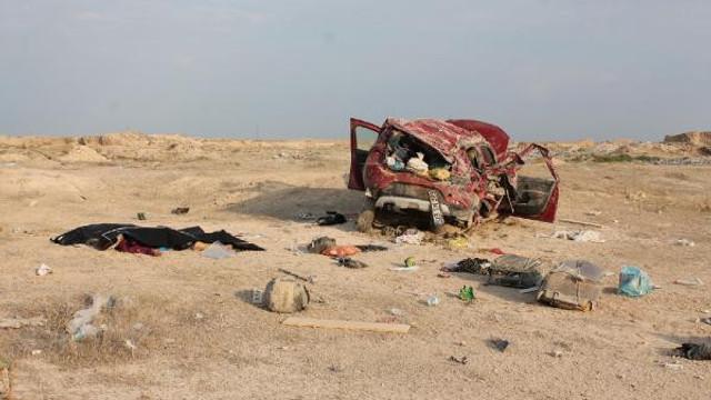 Katliam gibi kaza: Aynı aileden 3 ölü, 4 yaralı