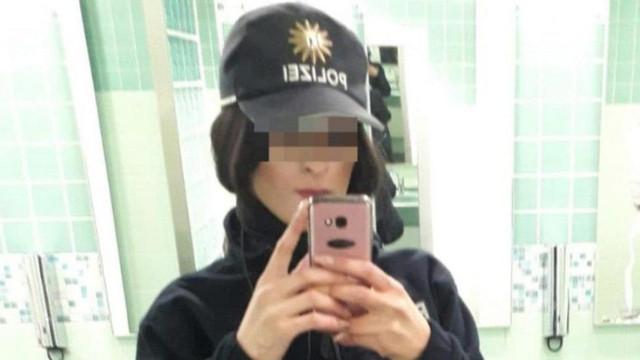 Böylesi görülmedi ! Almanya sahte kadın polis Ömer'i konuşuyor