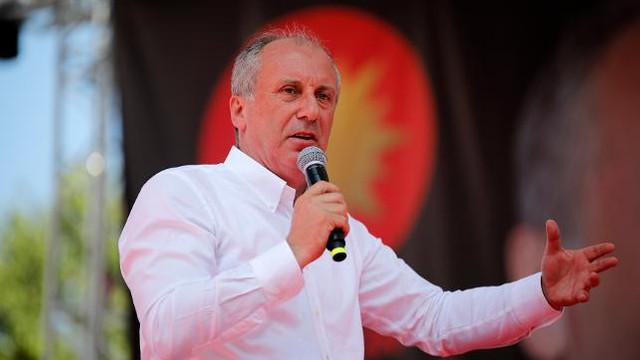 Muharrem İnce'den Ergün Atalay'a istifa çağrısı