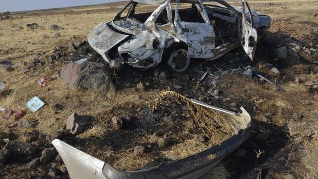 Otomobil şarampole devrildi: 1'i bebek 4'ü çocuk 7 yaralı