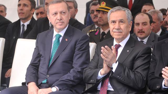 Bülent Arınç'tan AK Parti mesajı