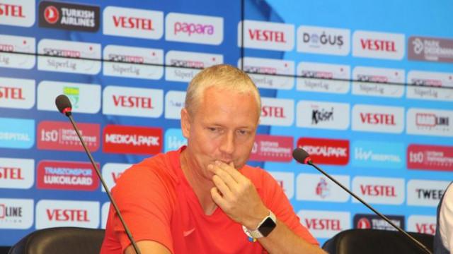 Vaclav Jilek: Trabzonspor'a karşı savunma yapacağız