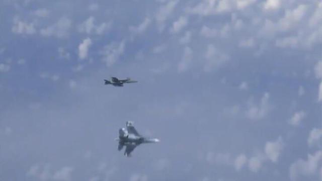 Jet kriziyle ilgili NATO açıklaması