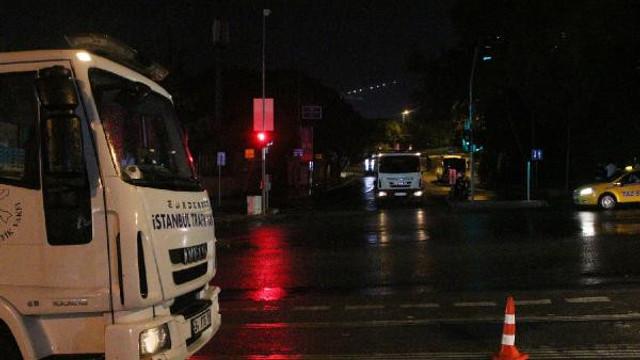 İstanbul'da trafiğe kapalı yollar açıldı