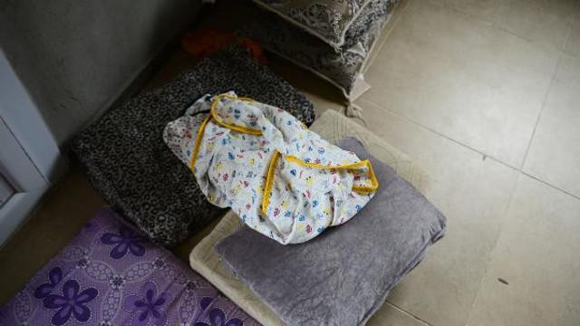 2 günlük bebek ölü bulundu