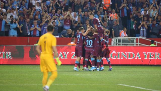 Trabzonspor 2 - 1 Sparta Prag