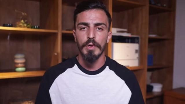 Sahaya atlayan Youtuber'dan özür videosu geldi