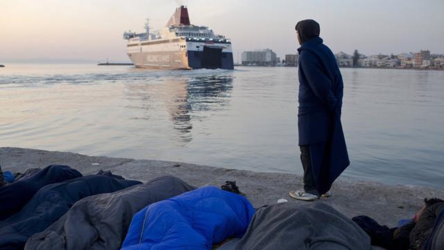Türkiye'den Yunanistan'a iki günde 400 sığınmacı