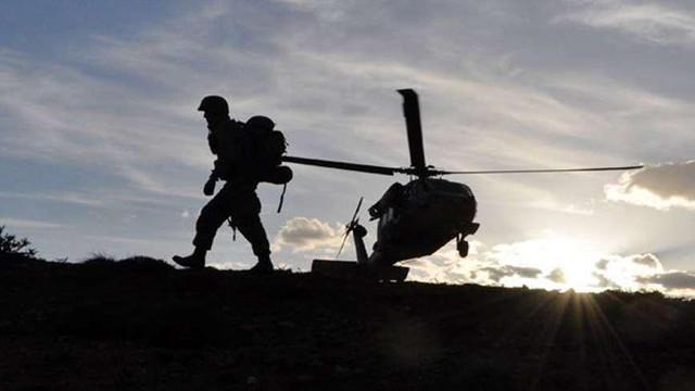 Hakkari'de operasyon: 2 terörist öldürüldü