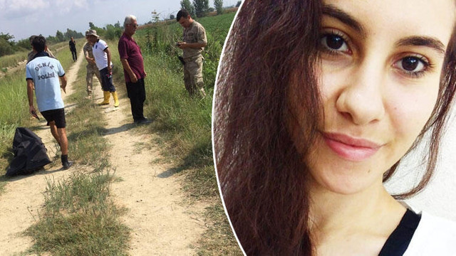 Genç kızın cesedi 30 kilometre uzakta bulundu