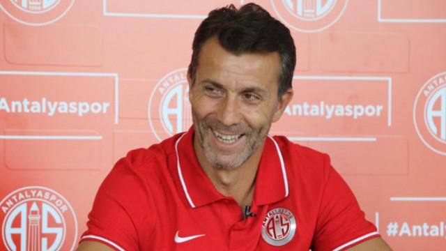 Bülent Korkmaz: Göztepe maçına hazırız