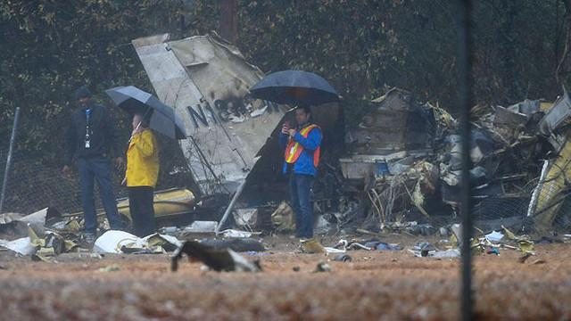 ABD'de uçak düştü: Pilot ve FOX 8 muhabiri hayatını kaybetti