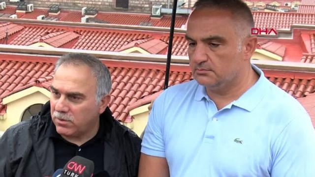 Fatih Belediye Başkaknı'ndan sel açıklaması