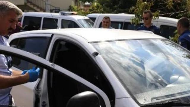 Antalya'da hastane önünde çatışma