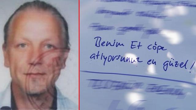 Banyoda ölü bulunan Alman'ın bıraktığı not dikkat çekti