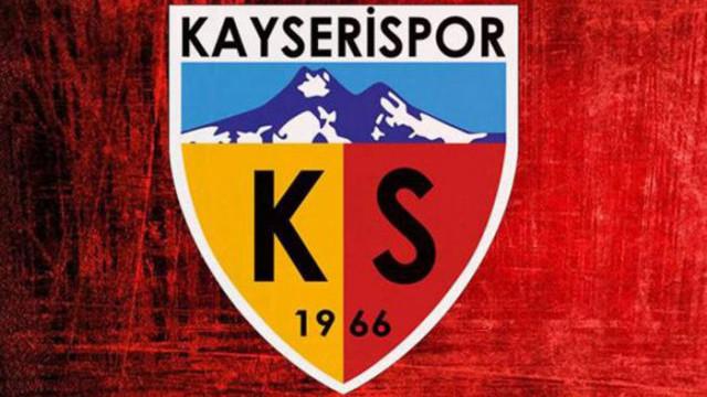 Kayserispor'da yeni transfer Alpay Çelebi 6 ay yok