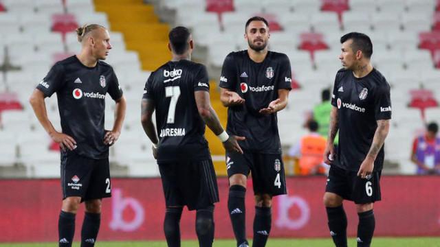 Beşiktaş'ta Domagoj Vida'nın MR'ı çekilecek