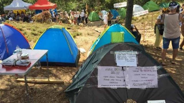 Kaz Dağları'ndaki çadır nöbeti bitirme kararı alındı