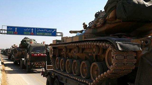 İngiltere, Suriye'nin Türk konvoyuna saldırısını konuşuyor