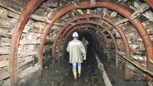 Maden ocağında feci ölüm