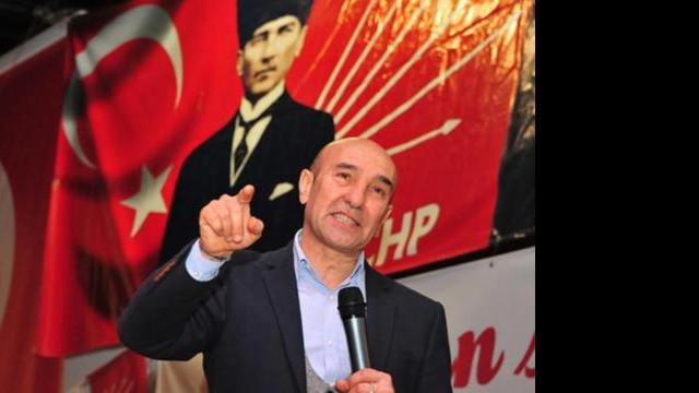 Haluk Levent'in 'ağaç kampanyasına' Tunç Soyer'den destek