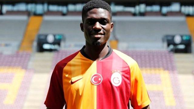 Kayserispor, Galatasaray'dan Valentine Ozornwafor'u 1 yıllığına kiraladı