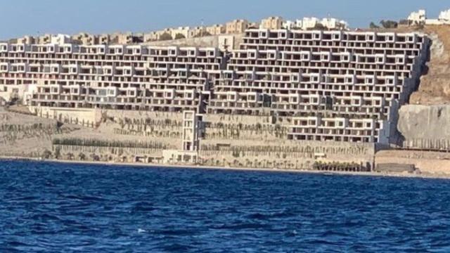 Bakan açıkladı: O otelin inşaatını durdurduk