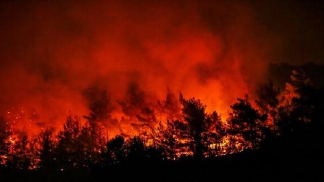 CHP'den İzmir'deki yangınlar sonrası istifa çağrısı