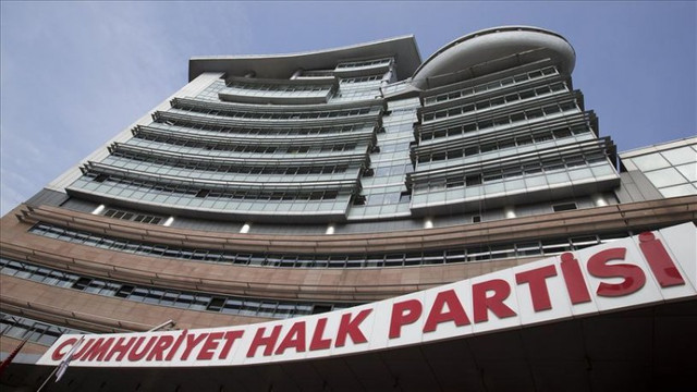 CHP Genel Merkezi'nden kongre iptali kararı !