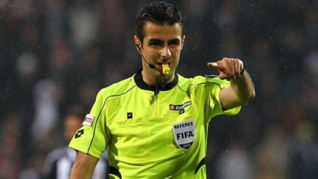 Mete Kalkavan 3 yıl sonra Türk Telekom Stadı'nda maç yönetecek