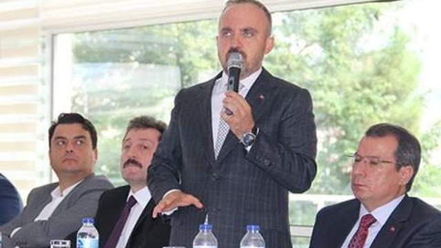 AK Partili milletvekilinden hakaret