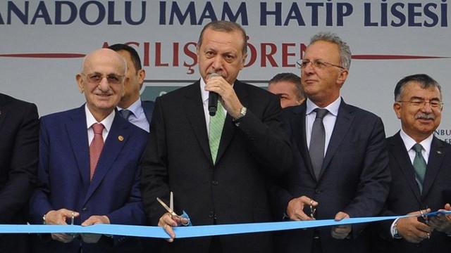 Erdoğan'ın okul arkadaşının projesine mühür
