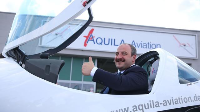 Varank: ''Kendi markamızla uçak üreteceğiz''