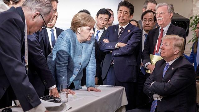 Trump'ın önerisine Almanya ve İngiltere'den veto