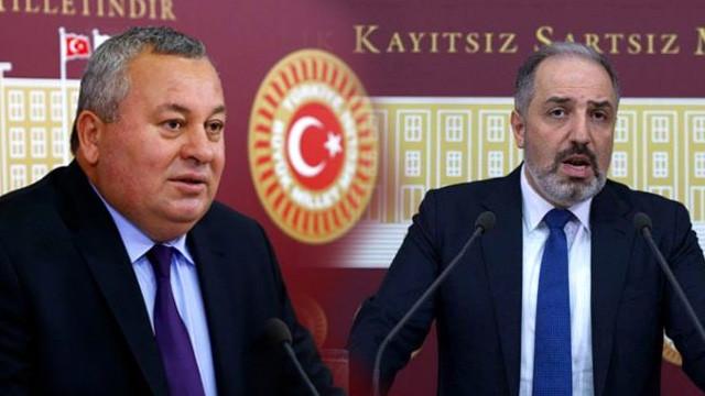 MHP'li vekilden AK Partili vekile: PKK sevici