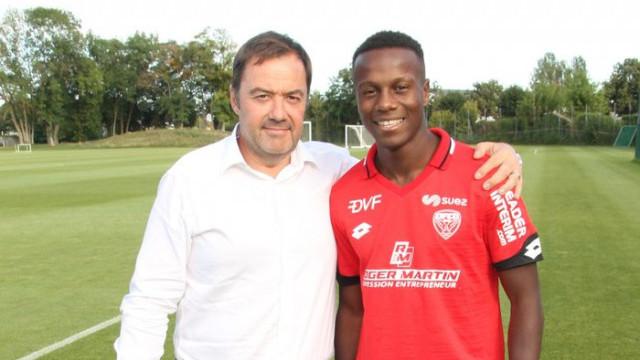 Yeni Malatyaspor'un istediği Hamza Mendyl Dijon'a transfer oldu