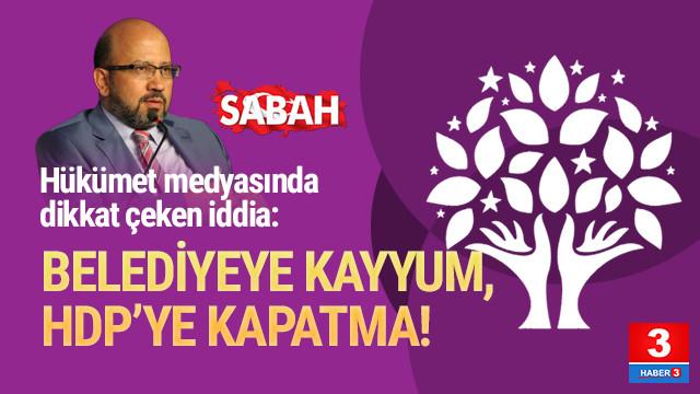 Olay iddia: HDP kapatlıyor mu ?