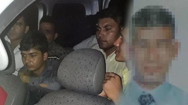 Kaçak göçmen taşıyan kişinin kimliği şoke etti